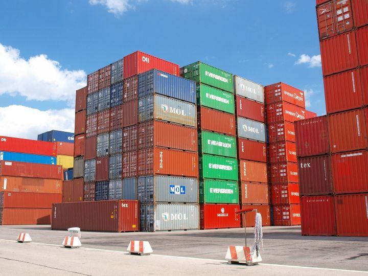 Exporte aus Russland steigen trotz der Krise