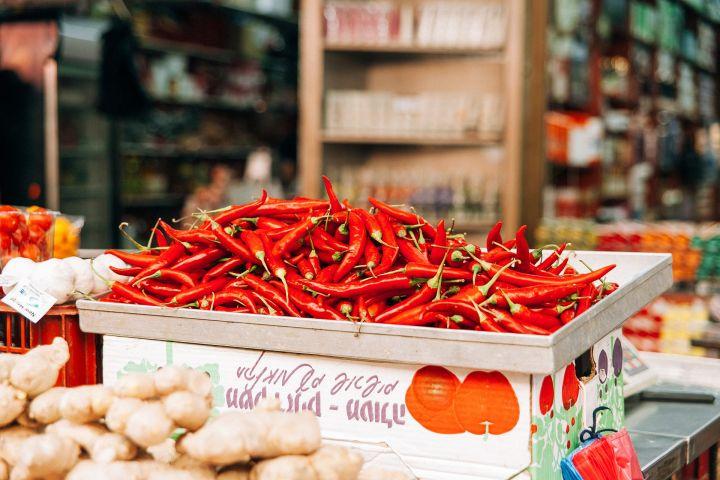 GOST Normen und Anforderungen an die Lebensmittel