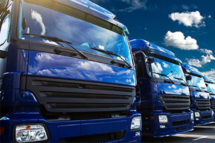 Russland, Polen, Transit, LKW, Güterverkehr, Spedition, Logistik, LKW, Fracht